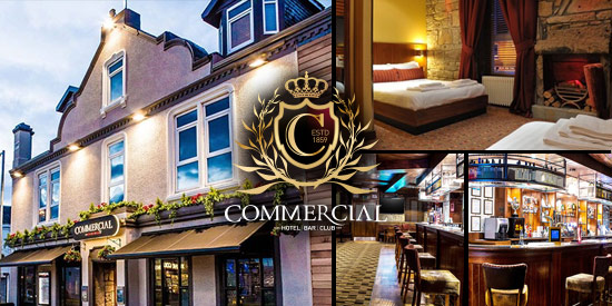 The-Commercial-Hotel-Gift-Experience Gift Vouchers